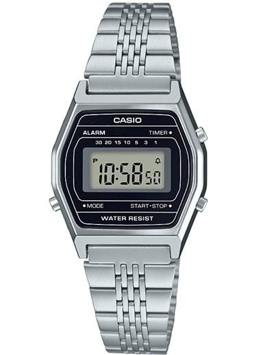 Casio La690wa-1df Retro Bayan Saati Gri